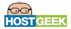 Host Geek logo